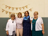 5-14-2017 mothers day tea ladies