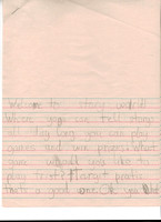 Harris 1st grade writing-scans